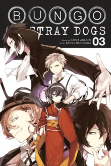 Bungo Stray Dogs, Vol. 3, Paperback / softback Book
