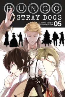 Bungo Stray Dogs, Vol. 5, Paperback Book