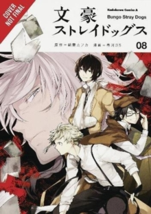 Bungo Stray Dogs, Vol. 8, Paperback / softback Book