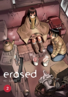 Erased, Vol. 2, Book Book