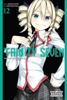 Trinity Seven, Vol. 12 : The Seven Magicians, Paperback / softback Book