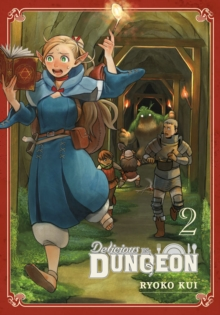 Delicious in Dungeon, Vol. 2, Paperback / softback Book