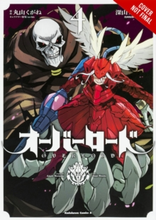 Overlord, Vol. 4 (manga), Paperback Book