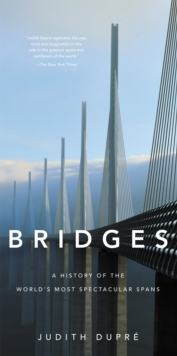 Bridges (New edition) : A History of the World's Most Spectacular Spans, Hardback Book