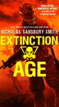 Extinction Age, Paperback Book