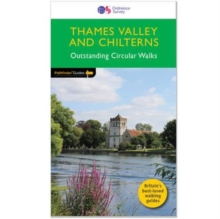 Thames Valley & Chilterns, Paperback Book