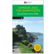 Exmoor & the Quantocks, Paperback Book