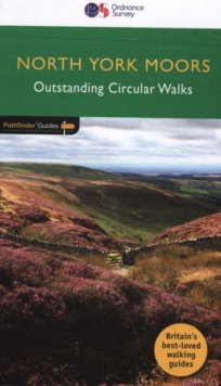 North York Moors, Paperback / softback Book