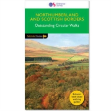 Northumberland & the Scottish Borders, Paperback / softback Book