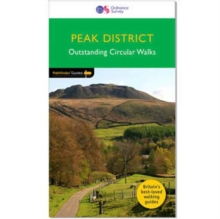 Peak District, Paperback / softback Book