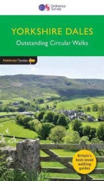 Yorkshire Dales, Paperback Book