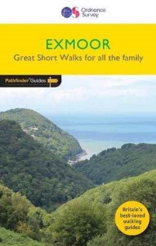 Short Walks Exmoor : Leisure Walks for All Ages, Paperback / softback Book
