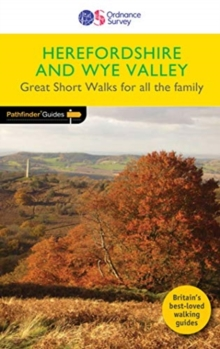 Short Walks Herefordshire & the Wye Valley, Paperback / softback Book