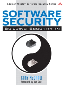 Software Security : Building Security In, Mixed media product Book