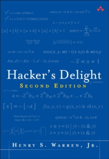 Hacker's Delight, Hardback Book