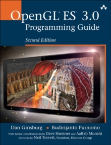OpenGL ES 3.0 Programming Guide, Paperback / softback Book