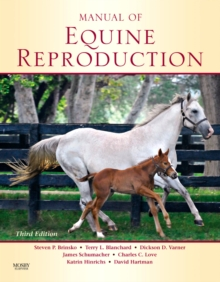 Manual of Equine Reproduction, Paperback Book