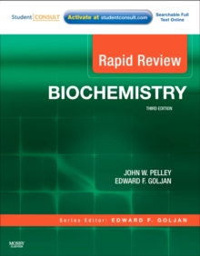 Rapid Review Biochemistry : With STUDENT CONSULT Online Access, Paperback / softback Book