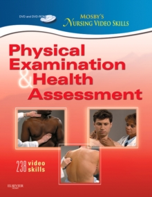 Mosby's Nursing Video Skills: Physical Examination and Health Assessment, Digital Book