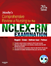 Mosby's Comprehensive Review of Nursing for the NCLEX-RN (R) Examination, Paperback / softback Book