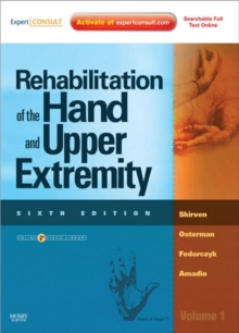 Rehabilitation of the Hand and Upper Extremity, 2-Volume Set E-Book : Expert Consult, EPUB eBook