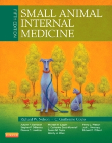 Small Animal Internal Medicine, Hardback Book