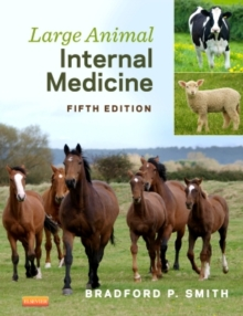 Large Animal Internal Medicine, Hardback Book