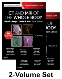 CT and MRI of the Whole Body, 2-Volume Set, Hardback Book
