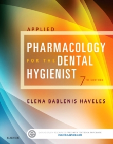 Applied Pharmacology for the Dental Hygienist, Paperback / softback Book