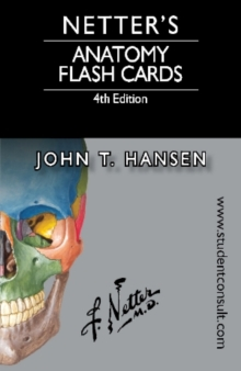Netter's Anatomy Flash Cards : with Online Student Consult Access, Cards Book