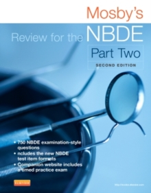 Mosby's Review for the NBDE Part II, Paperback Book