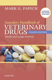 Saunders Handbook of Veterinary Drugs - E-Book : Small and Large Animal, EPUB eBook