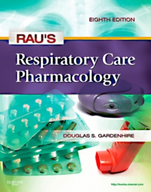 Rau's Respiratory Care Pharmacology - E-Book, EPUB eBook