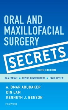 Oral and Maxillofacial Surgery Secrets, Paperback / softback Book