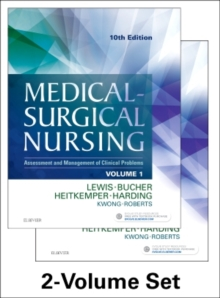 Medical-Surgical Nursing - 2-Volume Set : Assessment and Management of Clinical Problems, Paperback Book