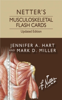 Netter's Musculoskeletal Flash Cards Updated Edition E-Book, PDF eBook