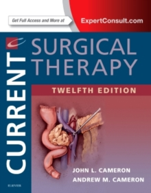 Current Surgical Therapy, Hardback Book