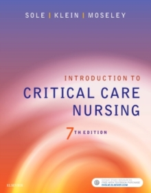 Introduction to Critical Care Nursing, Paperback / softback Book
