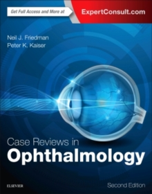 Case Reviews in Ophthalmology, Paperback Book