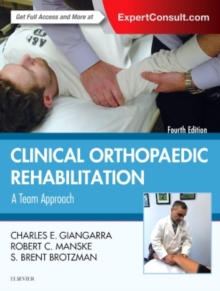 Clinical Orthopaedic Rehabilitation: A Team Approach, Hardback Book