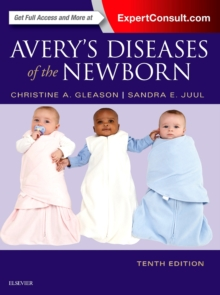 Avery's Diseases of the Newborn, Hardback Book