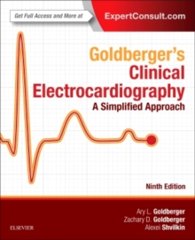 Goldberger's Clinical Electrocardiography : A Simplified Approach, Paperback Book