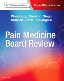 Pain Medicine Board Review, Paperback Book