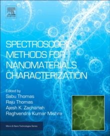 Spectroscopic Methods for Nanomaterials Characterization : Volume 2, Hardback Book