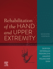 Rehabilitation of the Hand and Upper Extremity, E-Book, EPUB eBook