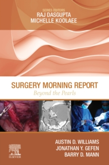 Surgery Morning Report: Beyond the Pearls E-Book, EPUB eBook