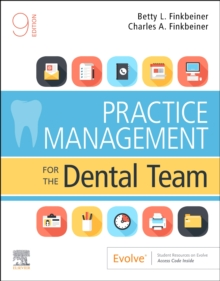 Practice Management for the Dental Team, Spiral bound Book