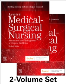Lewis's Medical-Surgical Nursing - 2-Volume Set : Assessment and Management of Clinical Problems, Paperback / softback Book