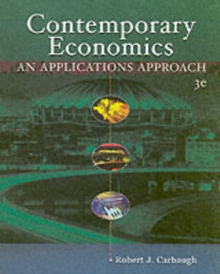 CONTEMPORARY ECONOMICS, Paperback Book