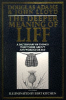 Deeper Meaning of Liff, Paperback Book